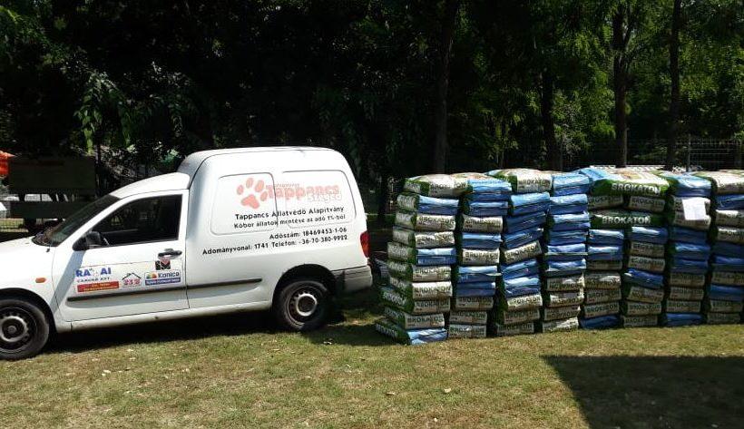Tierheim Szeged bat dringend um Futterhilfe….