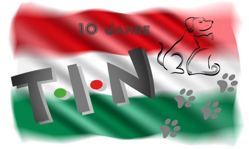 10-jähriges Bestehen von TIN e.V. und TIN-Treffen 2021
